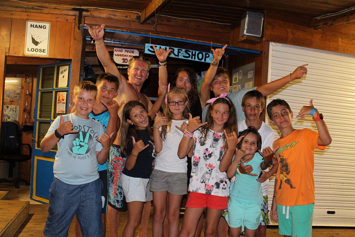 Young Guns & Family Club